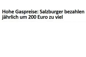 Salzburg24.at berichtete über StromGas24.at